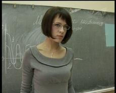 Кадры из телесериала школа